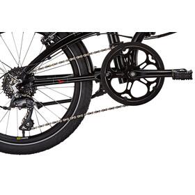 tern Link D8 MO - Vélo pliant - rouge/noir